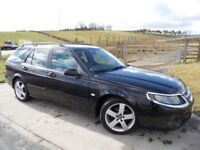 SAAB 9-5 1.9 TURBO EDITION TID 5d 150 BHP 6 Month RAC Parts & Labour Warranty