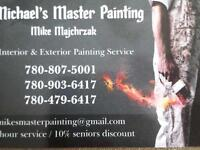 Michael's Master Painting