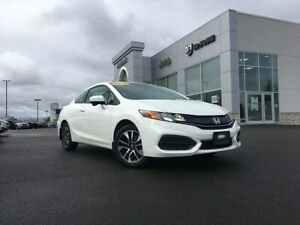 2015 Honda Civic Coupe TOUCHSCREEN, BACKUP CAMERA, VERY CLEAN