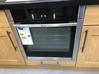 NEF New unwrapped oven