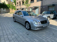 2005 Mercedes E270 2.7 Diesel Automatic W211, 130k Only, 2 Owners, 1 Yrs MOT, Auto