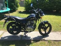 Zontes tiger motorbike for sale