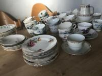 Vintage Mismatch China £30