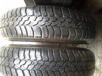 Car Tyres.