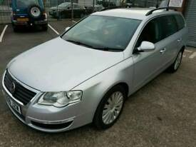 VW PASSAT HIGHLINE 140BHP 5DR ESTATE