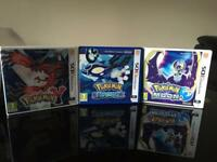 Pokemon Games 3DS