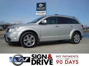 2011 Dodge Journey R/T AWD *Loaded*New Tires*