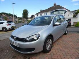 Vw Golf 1.6 TDI 2009 LOW MILEAGE with 12MONTHS MOT