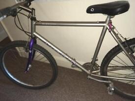 """Marin mountain bike 26"""" wheel"""