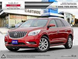 2014 Buick Enclave AWD-DVD-Roof-Leather