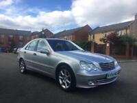 Bargain Mercedes c180 LPG GAS 2004 Full mot no advisory FSH not c200 e220 320d 520d
