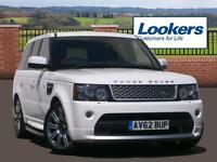 Land Rover Range Rover Sport SDV6 AUTOBIOGRAPHY SPORT (white) 2012-09-01