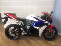 Honda CBR 600 RR - 2010 Red/White/Blue. Excellent condition, only 9k Miles