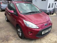 Ford KA 1.2 Style + 3dr£2,995 p/x welcome 6 MONTH FREE WARRANTY. NEW MOT