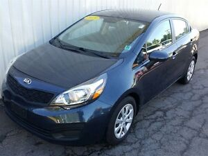2015 Kia Rio LX+ LX PLUS/LOW KMS/AUTO/AIR/HEATED SEATS/BLUETOOT