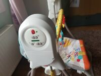 Fisher price 3 in 1 rocker.
