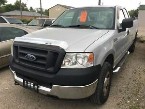 2005 Ford F-150 XL CALL 519 485 6050 CERT AND E TESTED London Ontario image 1