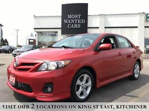 2012 Toyota Corolla S / SPORT | CLEAN CARPROOF | ALLOYS