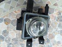 Vauxhall Astra Fog light