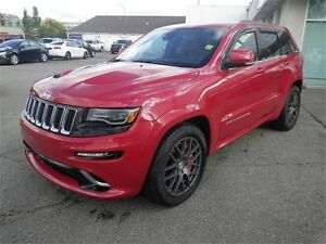 2015 Jeep Grand Cherokee SRT8 LOW KM, Fast!