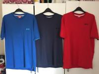 New men's Slazenger tshirt bundle, small