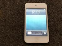 Apple iPod 4th Generation White