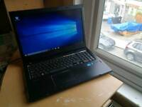 "Dell Vostro 3750 intel core i3 laptop @ 2.5GHz, 500GB HDD, 3GB RAM, 17.5"" screen, WIN 10"