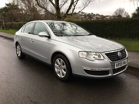 2005 55 Volkswagen Passat 2.0 tdi sport 140. Full service history, faultless drive, used daily
