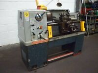 COLCHESTER MODEL STUDENT 1800 GAP BED CENTRE LATHE