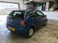 VW Polo 1.4 petrol great example fantastic service record and condition.