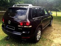 VOLKSWAGEN TOUAREG 2007 ***LHD***LEFT HAND DRIVE- 3.0 TDI - DIESEL-AUTOMATIC FACELIFT 4X4- TOP SPEC