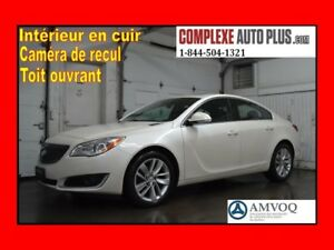 2014 Buick Regal Premium Turbo *Cuir,Toit,Camera recul