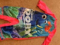 Finding Dory swim costume