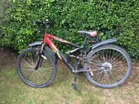 Apollo FS26 Gents Mountain Bike