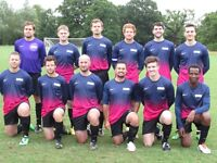NEW TO LONDON? PLAYERS WANTED FOR FOOTBALL TEAM. FIND A SOCCER TEAM IN LONDON. PLAY IN LONDON nr43