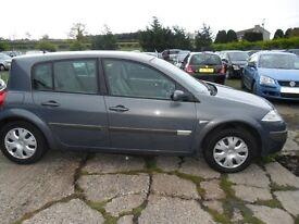 renault megane parts from 2007 106 bhp 5 door car grey