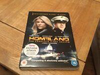 Homeland series 1 DVD