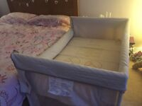 Arms Reach Universal Co-Sleeper - Good Condition - Collect from E11