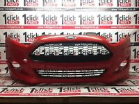 2013 ONWARDS FORD FIESTA FACELIFT ST ZETEC S FRONT BUMPER WITH LIP GENUINE