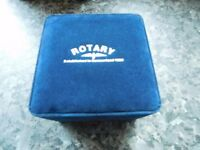 ROTARY WATCH UNUSED COST £380 QUALITY ITEM