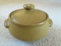 Denby Ode round casserole dish with lid