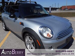 2008 MINI Cooper Clubman *** Certified and E-Tested *** $8,888