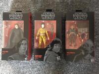 Star Wars figures