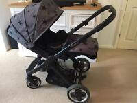 Babystyle Oyster travel system with extras