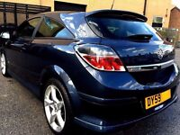 2009 VAUXHALL ASTRA 1.8 SRi EXTERIOR PACK SPORT,EXCELLENT CONDITION, PART EXCHANGE ELCOME