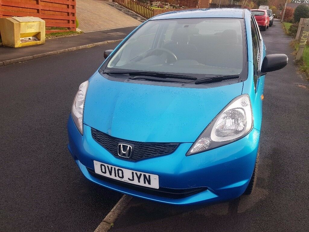 Honda Jazz I-VTEC S 1.2 (Honda Warranty and Assistance 21/04/2018, MOT 20/4/2018)