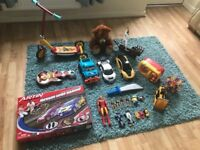 Large boys toy bundle