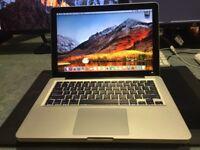 Apple MacBook Pro 13 inch 2.4 Ghz 4Gb RAM 500 Gb Hard disk