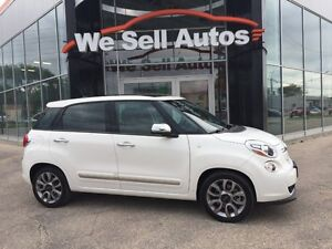 2015 Fiat 500 Lounge Drive Train*FULLY LOADED*