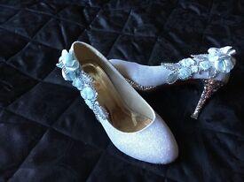 Wedding shoes or bridesmaids